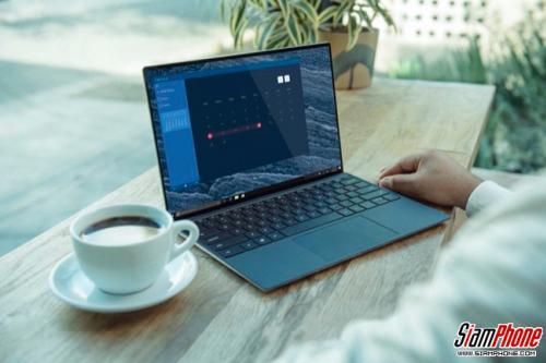 Dell XPS หน้าจอใหญ่ขึ้น ใช้งานหลากหลาย ระบบดีไซน์ใหม่ทั้งหมด