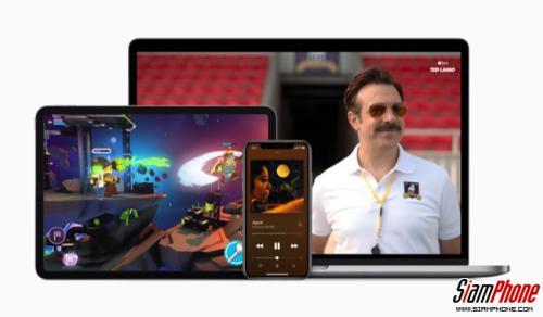 Apple One พร้อมให้บริการแล้วในประเทศไทย