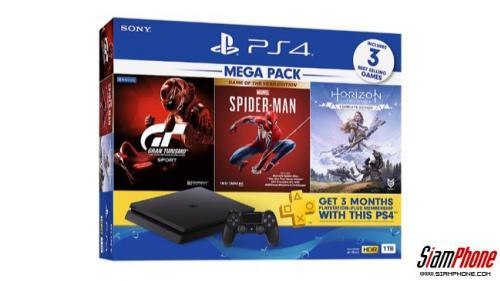 PlayStation 11.11 Special Sales พบกับเครื่องเกมคอนโซลราคาพิเศษ วันที่11 - 20 พฤศจิกายนนี้