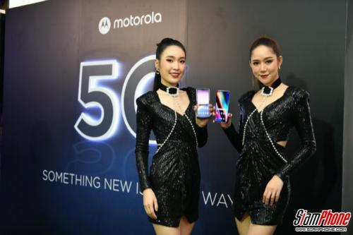 Motorola razr 5G สมาร์ทโฟนแบบพับ จำหน่ายแล้ววันนี้