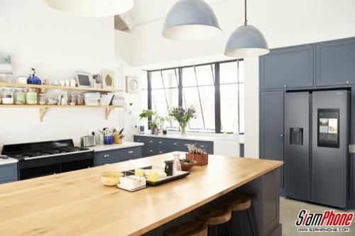 Samsung Family Hubตู้เย็นอัจฉริยะ อัพเกรดไลฟ์สไตล์ให้สนุกและดีกว่าเดิม