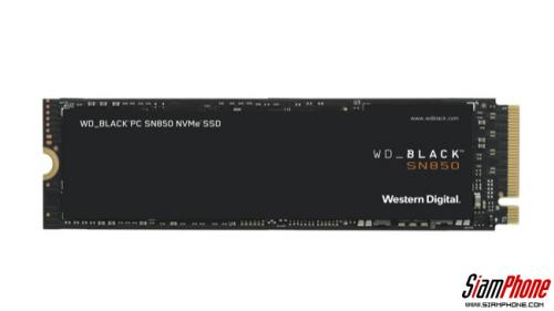 WD BLACK SN850 NVMe SSDอีกขั้นของความเร็วบนเทคโนโลยี PCIe GEN 4