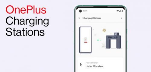 OnePlus Charging Station แจ้งเตือนทันทีเมื่อมีสถานีชาร์จแบตเตอรี่อยู่ใกล้ๆ