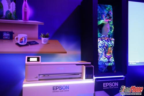 Epson SureColor SC-F531 เครื่องพิมพ์หมึกสะท้อนแสงรุ่นแรกของโลก
