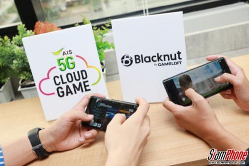AIS 5G Cloud Game เล่นเกมพีซี-คอนโซล บนมือถือได้ทุกที่ ทุกเวลา