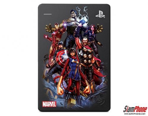 เกมไดรฟ์ Marvel Avengers Limited Edition รุ่นลิมิเต็ดล่าสุด สำหรับ PS4
