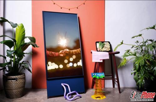 Samsung Lifestyle TVของขวัญที่สมบูรณ์แบบในช่วงเทศกาลนี้
