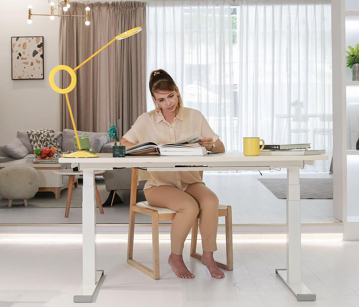 Edeskhub โต๊ะทำงานอเนกประสงค์ สำหรับพ่อบ้านแม่บ้านยุคใหม่
