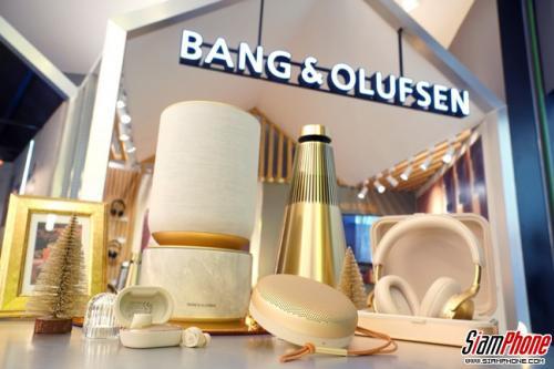 Bang&Olufsen เปิด Shop in Shop ส่งGolden Collection ลำโพงคอลเล็คชั่นพิเศษสีทอง
