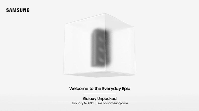 Samsung เตรียมจัดงานเปิดตัว Galaxy S21 Series วันที่ 14 มกราคมนี้