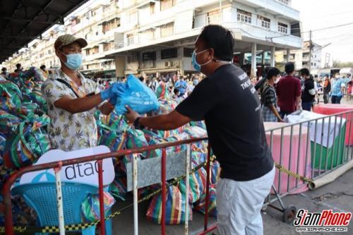 dtac ช่วยสนับสนุน ติดตามสถานการณ์โควิด-19 ผ่านเฟซบุ๊ก dtac Myanmar และ Cambodia