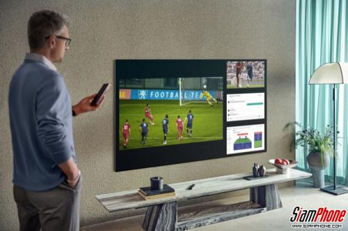 Samsungเผยไลน์อัพทีวีปี2021ทั้ง Neo QLED, MICRO LED และ Lifestyle TV