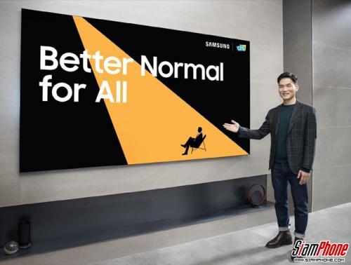 Samsung เผยแห่งนวัตกรรมเพื่ออนาคตที่ดีกว่า ในงาน CES 2021