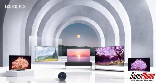 LG OLED / QNED Mini LED และ NanoCell ใหม่แห่งปี 2021