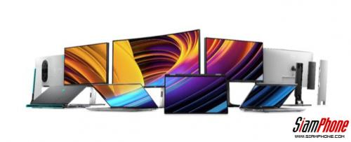 Dellเผยผลิตภัณฑ์พีซี มอนิเตอร์ พร้อมซอฟต์แวร์ใหม่