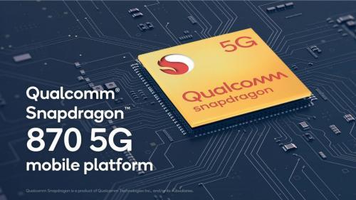 Qualcomm Snapdragon 870 5G ชิปเซ็ตใหม่ล่าสุด มีความเร็วมากที่สุดในโลก
