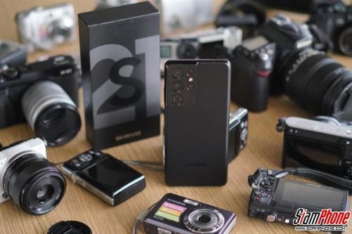 ส่งตรงถึงบ้านแล้ว Samsung Galaxy S21 Ultra 5G พร้อมต่อโปรฯ ถึง 28 มกราคมนี้