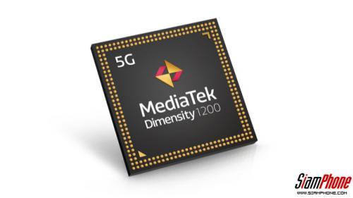 MediaTek 6nm Dimensity 1200 Premium 5G SoC แรงเต็มศักยภาพ