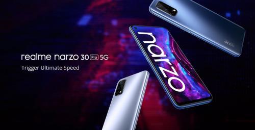 สรุปจุดเด่นและสเปก realme Narzo 30A และ Narzo 30 Pro 5G สเปกจัดหนัก เริ่มต้น 3,7xx บาท