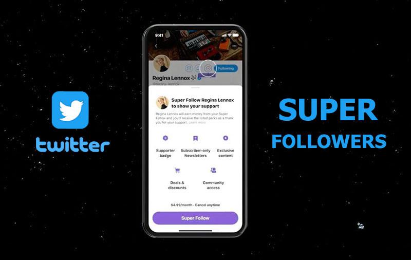 Twitter เผยฟีเจอร์ Super Followers สร้างเนื้อหาพิเศษเฉพาะกลุ่มแฟนคลับ