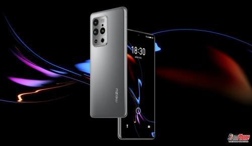 Meizu 18 Series ใช้ขุมพลัง Snapdragon 888 5G จอโค้ง AMOLED 120Hz