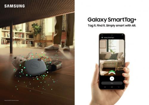 Samsung Galaxy SmartTag+ หาสิ่งของเจอได้ง่ายขึ้นด้วยการแสดงภาพ AR