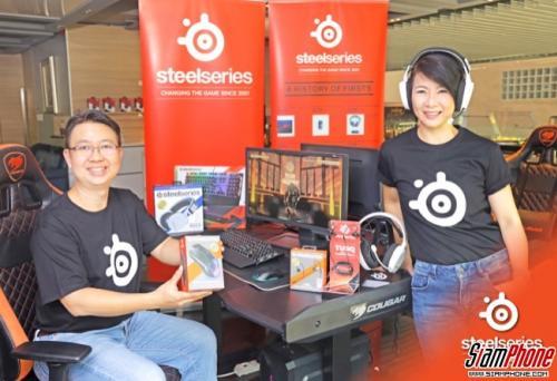SteelSeriesAerox 3 และ Aerox 3 Wirelessเมาส์เกมส์มิ่ง 2 รุ่นใหม่