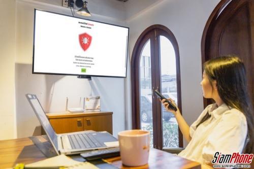 AIS Fibre Secure Net ป้องกันไวรัส และลิงค์ปลอมใช้งานฟรี ไม่ต้องลงแอปฯ