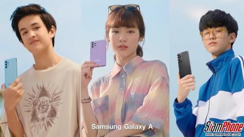 Samsung Galaxy A สมาร์ทโฟนที่เกิดมาเพื่อเปลี่ยนโลก