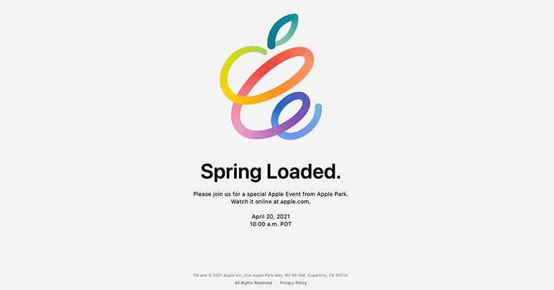 5 สิ่งใหม่ที่อาจได้เห็นใน Apple Event 20 เมษายนนี้