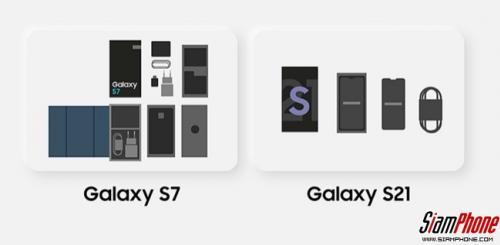 Samsung ร่วมสร้างบรรจุภัณฑ์ที่เป็นมิตรต่อสิ่งแวดล้อมใน Galaxy S Series