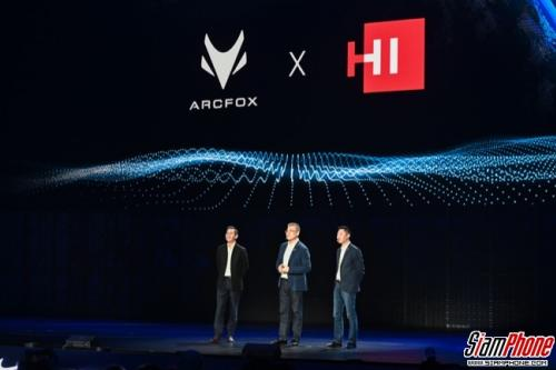 Huaweiรุกตลาดนวัตกรรมยานยนต์ เปิดตัวชิ้นส่วนประกอบอัจฉริยะครบชุด