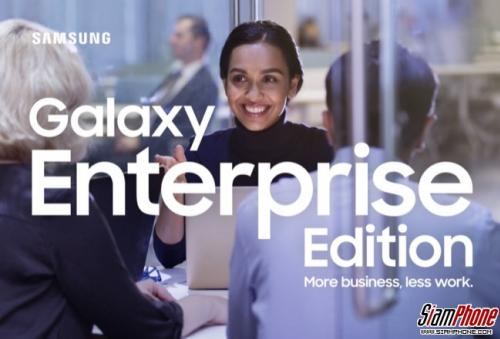 Samsung Galaxy Enterprise Edition พร้อมให้บริการแล้ว ตอบโจทย์องค์กรในยุคดิจิทัล