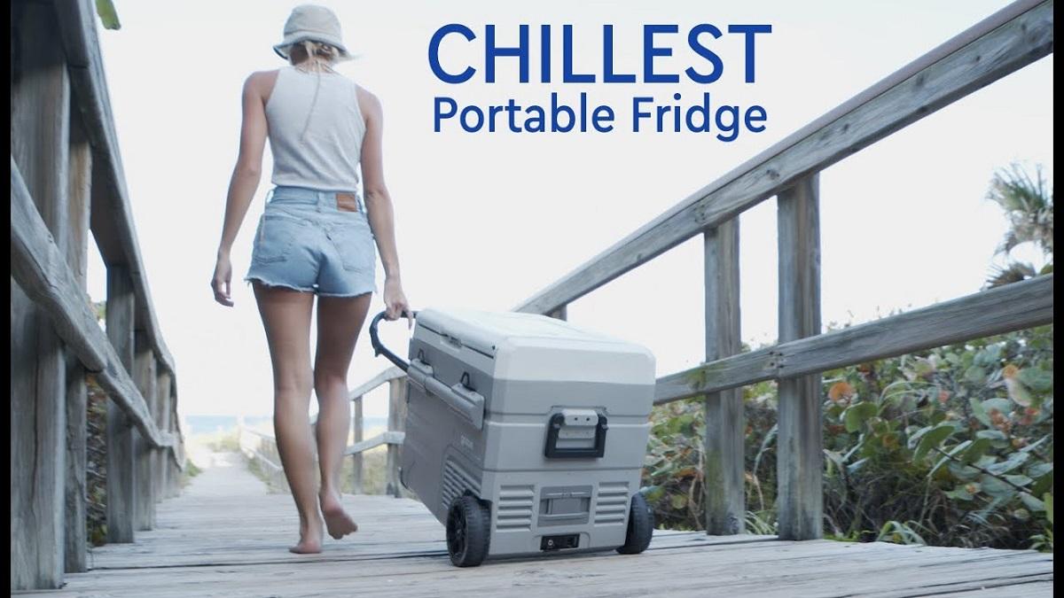 GoSun Chillest: สายแคมป์ปิ้งต้องมี แช่เย็นแช่แข็งได้โดยที่ไม่ต้องการน้ำแข็ง