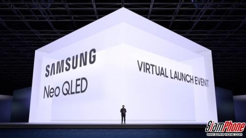 SamsungNeo QLEDพร้อมสร้างปรากฏการณ์ความคมชัดไร้ขอบเขต