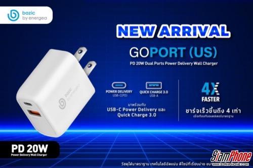 อะแดปเตอร์ GOPORT PD30W และ GOPORT PD20W 2 รุ่นใหม่ ราคาที่จับต้องได้