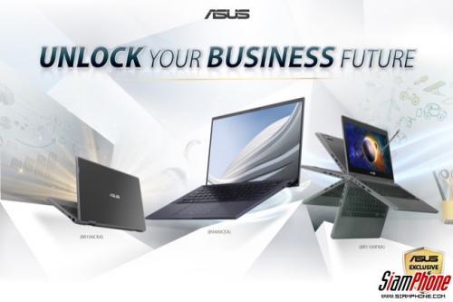 ASUS ExpertBook B9 โน้ตบุ๊กอัพเกรดใหม่ นำ้หนักเบา เหมาะสำหรับกลุ่มธุรกิจ