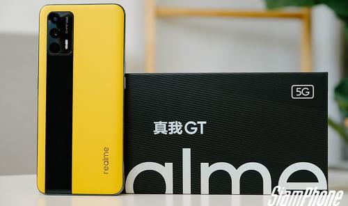 realme GT 5G สมาร์ทโฟนซิ่งสายฟ้า ขุมพลัง Snapdragon 888 ในราคาไม่ถึง 2 หมื่น