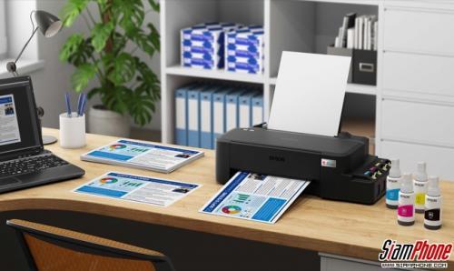 Epson EcoTank L121 รองรับความต้องการงานพิมพ์โดยเฉพาะ ในยุคนิวนอร์มอล