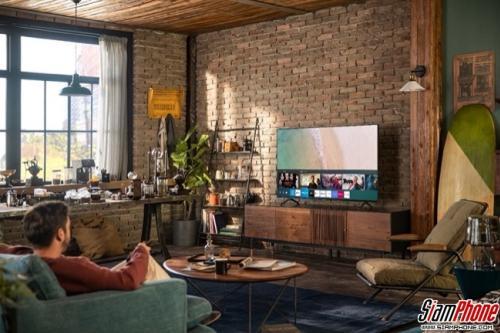 สัมผัสทุกอารมณ์เต็มอิ่มทุกความรู้สึก ทั้งซีรีส์และภาพยนตร์บน Samsung Smart TV