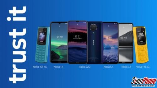 Nokia เผยตลาดไทยตอบรับดี หลังเดินเกมตลาดเข้มข้นครอบคลุมฟีเจอร์โฟนและสมาร์ทโฟน