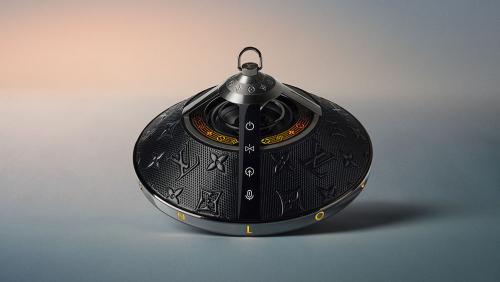 Louis Vuitton เผยโฉมลำโพงไร้สาย ดีไซน์คล้าย UFO ราคาร่วมแสนบาท!!