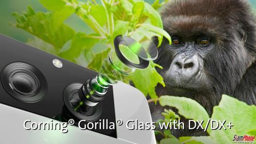 Corning Gorilla Glass DX และ DX+ กระจกป้องกันเลนส์กล้องสมาร์ทโฟน รับแสงไปเซนเซอร์ได้ดีถึง 98%