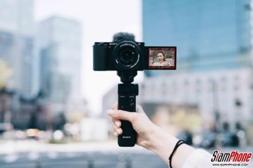 เปิดจองกล้อง Sony Alpha ZV-E10 ตอกย้ำกระแสเทรนด์ VDO Content