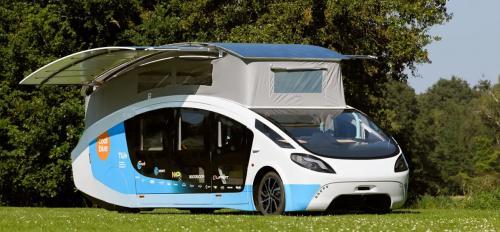 Stella Vita รถบ้านพลังงานแสงอาทิตย์ เดินทางได้ 730 กิโลเมตร/วัน โดยไม่ต้องใช้น้ำมัน