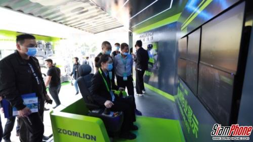 Zoomlion ระบบควบคุมทาวเวอร์เครนจากระยะไกลด้วยเทคโนโลยี 5G