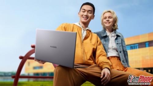 Huawei MateBook D14 แล็ปท็อปคู่ใจเครื่องใหม่ เครื่องเดียวครบจบ ในงบ 18,000 บาท