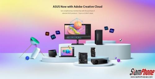 Asus เผยโฉมผลิตภัณฑ์กลุ่มครีเอเตอร์ และ OLED มาพร้อมระบบปฏิบัติการ Windows 11
