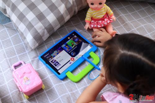 แนะนำแอปฯสำหรับเด็ก เพื่อเสริมทักษะภาษาอังกฤษและจินตนาการ